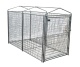 Welding Dog Kennel  5' x 10' x 6' for sale