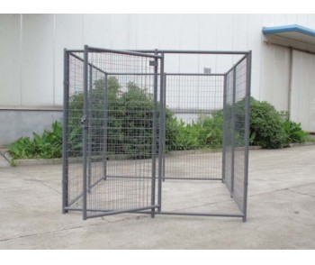 Heavy Duty Dog Kennel  8' x 8' x 7' for sale