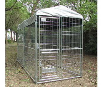 Welding Dog Kennel for sale