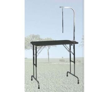 Altura ajustable mesa de aseo