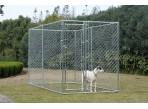チェーンリンク犬の犬小屋、5 ' ×10 ' X 6 '