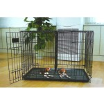 "Wire Dog Crate  36"" X 23"" X 26"""