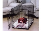 "Wire Dog Cage  36"" X 23"" X 26"""