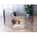 "Wire Exercise Pen  24"" x 36"""