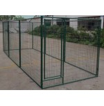 Metal Pet Fence  2m X 1.83m X 4m