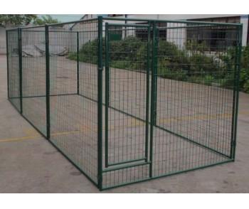 Zaun Metall Pet 2m x