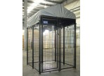 Uptown Dog Kennel  4' x  4' x 6'