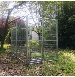 Welding Dog Kennel