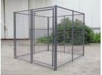 Heavy Duty Perrera 8 'x 8 ' x 7 '