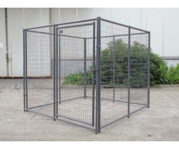Heavy Duty Dog Kennel  8' x 8' x 7'