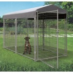 Welding Dog Kennel  5' x 10' x 6'