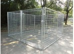 Welding Dog Kennel  10' x 10' x 6'