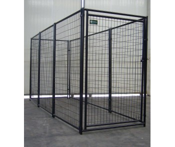 Powder Coating Hundehütte 4 ' x 12 ' x 6 '