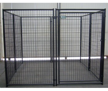 Power Coating Dog Kennel  8' x 8' x 6'