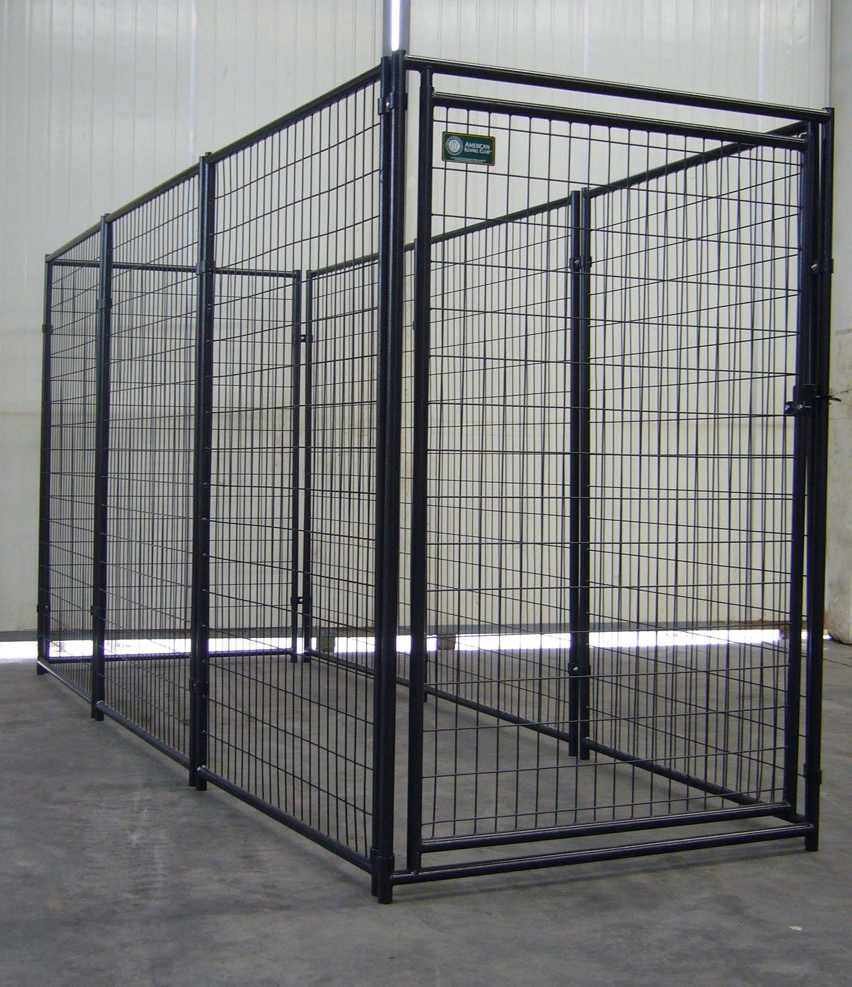 Powder Coating Perrera 4 'x 12 ' x 6 '