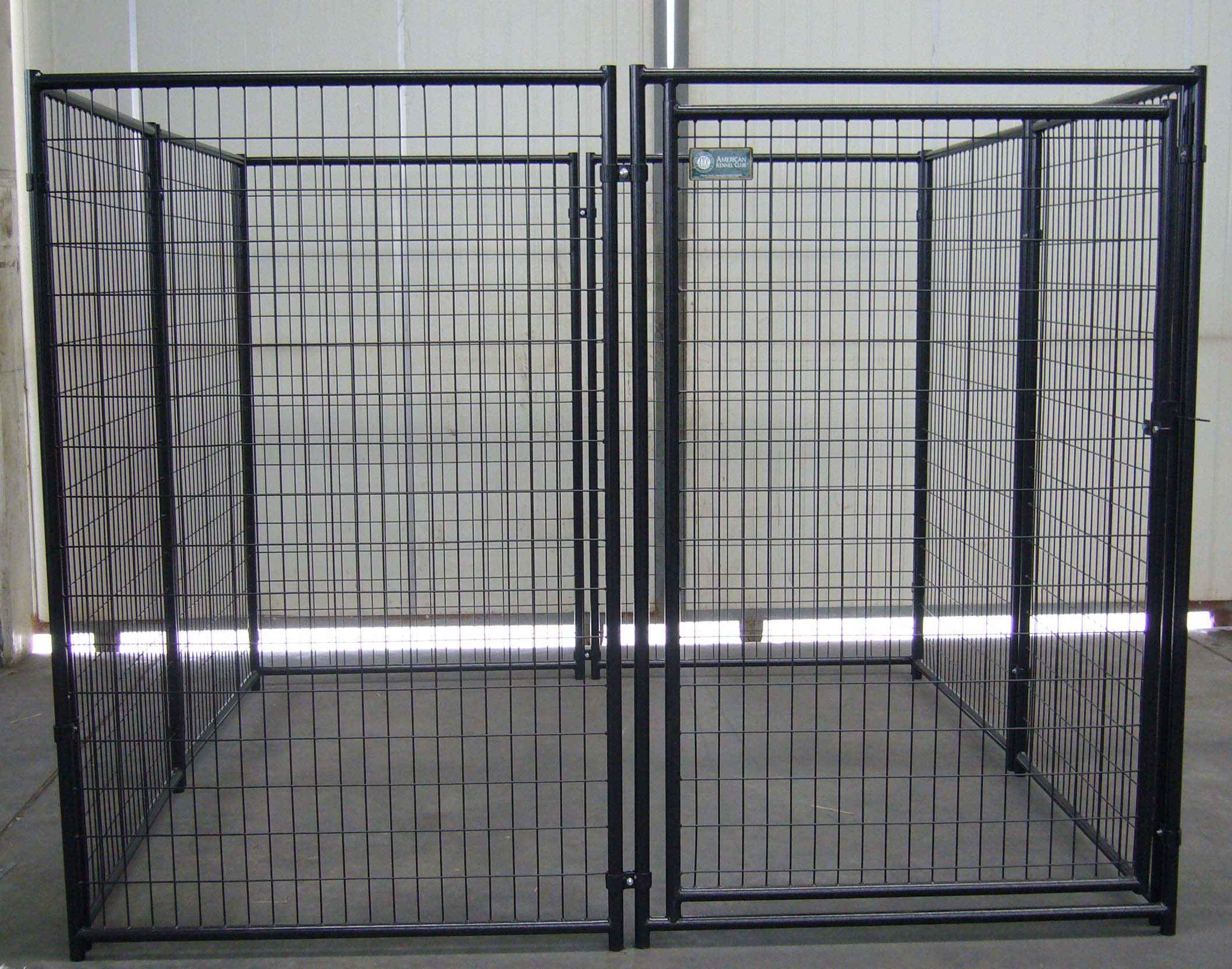 Powder Coating Hundehütte 8 'x 8 ' x 6 '